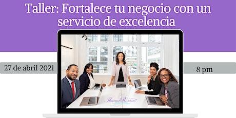 Fortalece tu negocio con un servicio de excelencia tickets