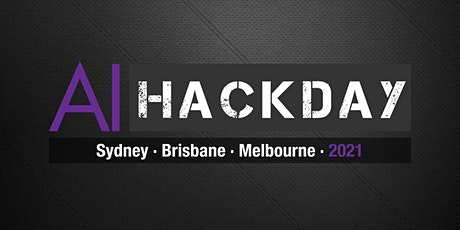 AI Hack Day - Sydney tickets