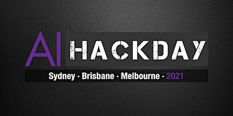 *Online* AI Hack Day - Sydney tickets