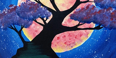Virtual Painting  Bonsai Tree tickets