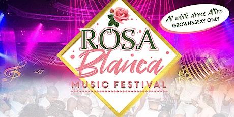 Rosa Blanca Music Festival tickets