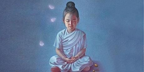Friday Meditation & Dhamma Class tickets