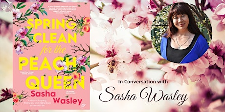 In Conversation with Sasha Wasley tickets