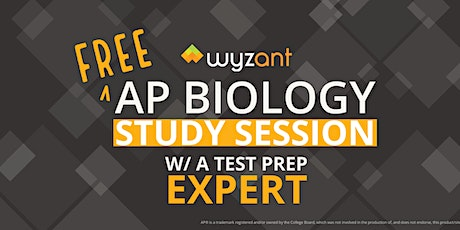 FREE Biology Exam Study Session tickets