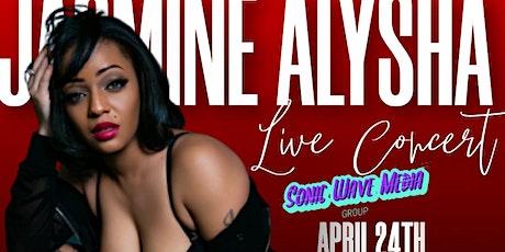 A Night With Jasmine Alysha tickets