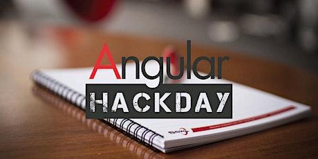 Angular Hack Day - Melbourne tickets
