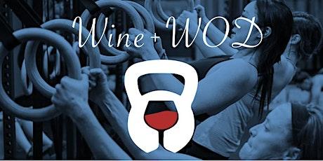 WOD & Wine tickets