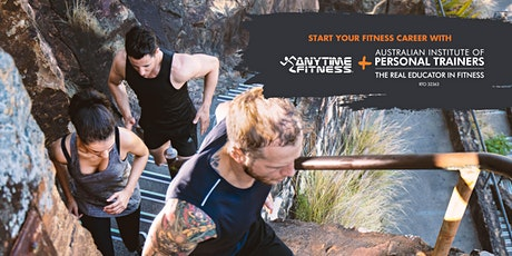 Anytime Fitness Uni Hill Career Event tickets