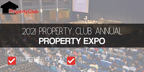 """Property Club """"Rising with the Tide"""" Virtual Property Expo 2021 tickets"""