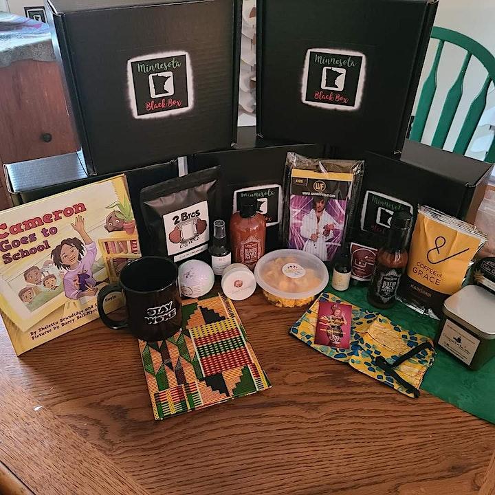 Juneteenth Jubilee- A MN Black Box Bazaar image