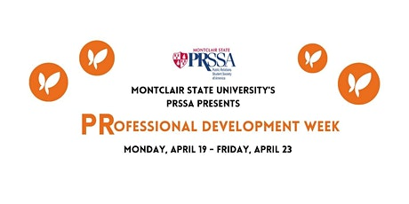 PRofessional Development Week tickets