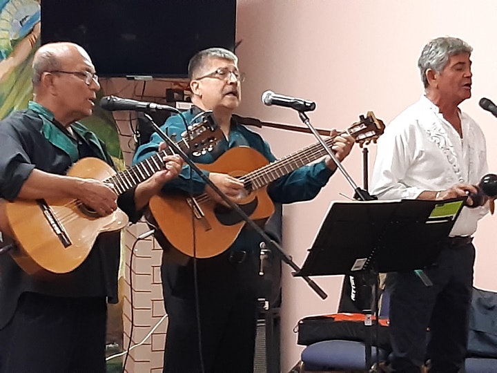 23rd anniversary celebration of the Salvadorean Radio Program image