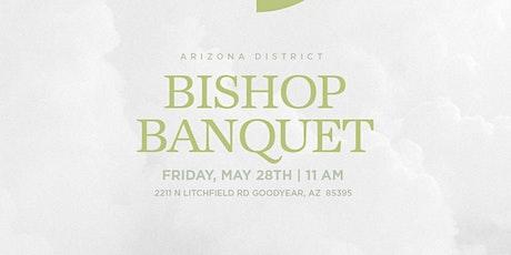 Bishop Banquet 2021 tickets