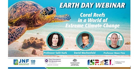 Watch Party - 'Coral Reefs in a World of Extreme Climate Change' tickets