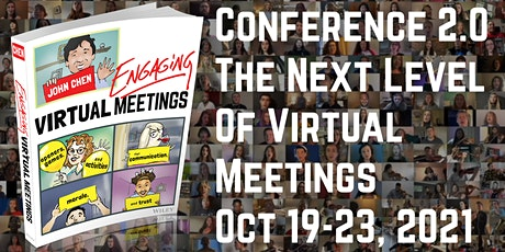 Engaging Virtual Meetings Conference 2.0 tickets
