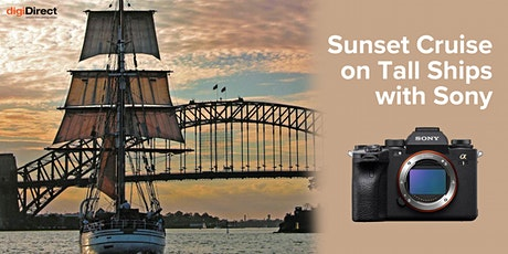 Sunset Cruise on Tall Ships with Sony - Sydney tickets