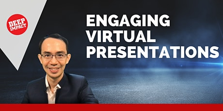 Create Engaging Virtual Presentations tickets