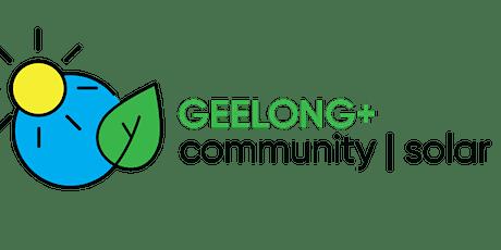 Geelong+ Community Solar Program - Drysdale tickets