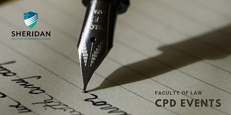 The World Is Bigger than Google - Sheridan Faculty of Law - CPD Event tickets