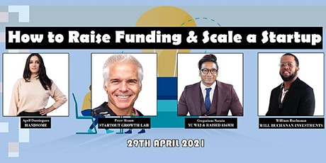 Know All - How to Raise Funding and Scale a Startup tickets