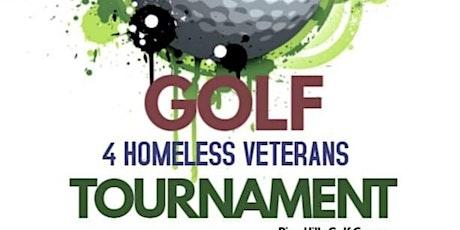 Golfing 4 Homeless Veterans tickets
