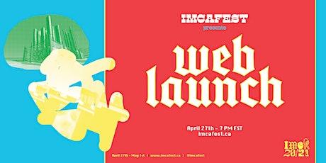 IMCAFEST Exhibition Launch tickets