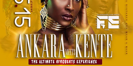 Faaji Experience Tour : Ankara Meets Kente DMV tickets