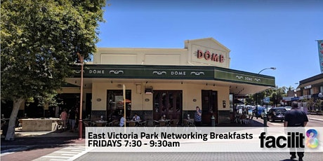 Facilit8 Networking Breakfasts 2021 - East Victoria Park Group tickets