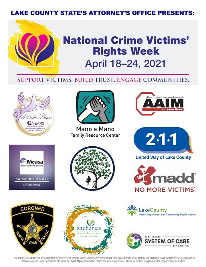National Crime Victims' Rights Week image