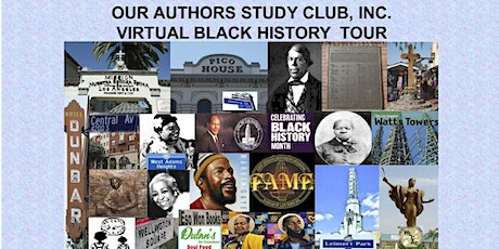 Our Authors Club, Inc. Virtual Black History Tour  of Los Angeles tickets