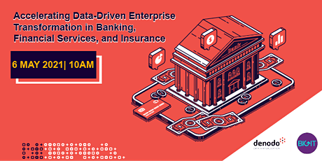 Accelerating Data-Driven Enterprise Transformation in BFSI Industry tickets