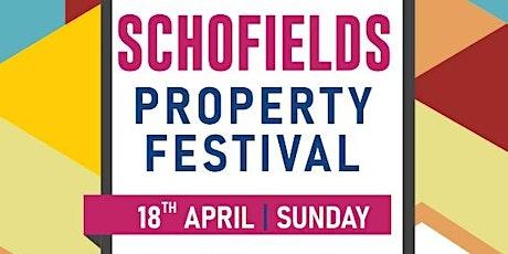 Schofields  Property Festival tickets