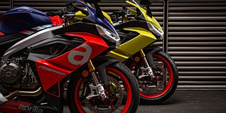 Aprilia New RS 660 Lunch Launch Event tickets