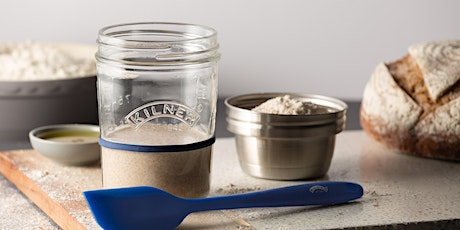 Kilner Sourdough making with Mandy Hall tickets