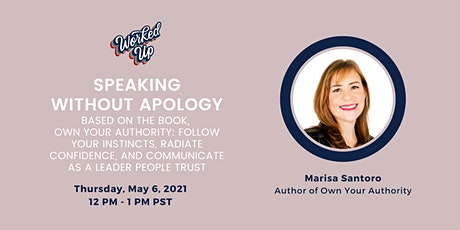 Speaking without Apology tickets
