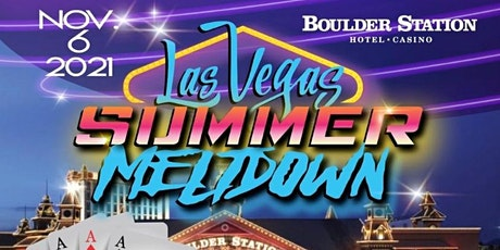 Las Vegas Summer Melt Down tickets