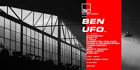 Xe54 Day Party feat. Ben UFO tickets