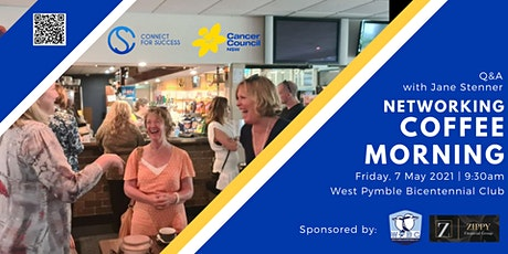 NS  Coffee Morning for Cancer Council NSW - Preparing for the EOFY tickets