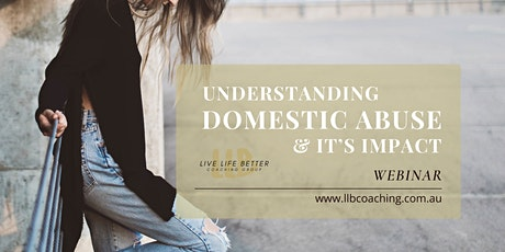 Understanding Domestic Abuse & Its Impact tickets