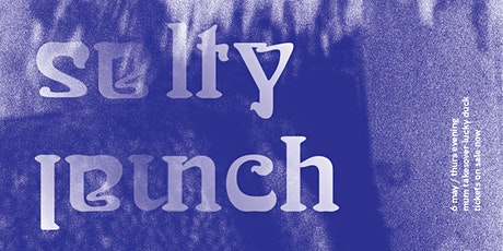 SALTY Launch & Mangia tickets