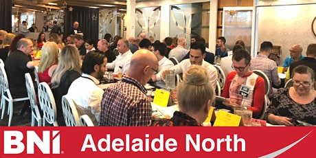 BNI Adelaide North Networking tickets