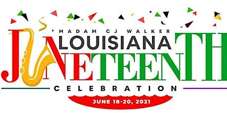 Madam CJ Walker Louisiana Juneteenth Music Festival tickets