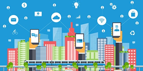 Digitale Information und Kommunikation zwischen Bürger, Wirtschaft & Stadt Tickets