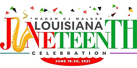 Madam CJ Walker Louisiana Juneteenth Parade tickets