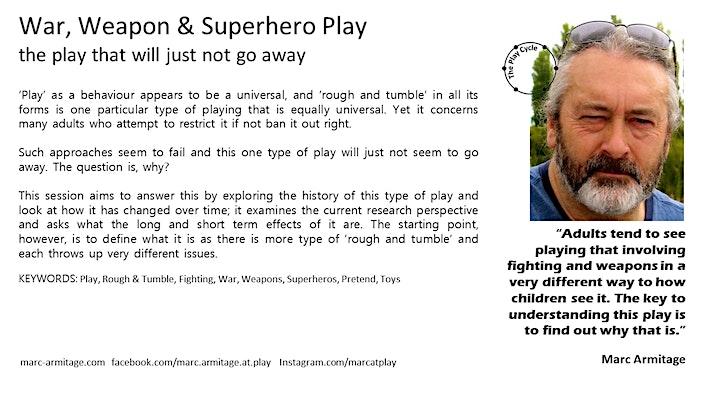War, Weapon and Superhero Play at Mulwala NSW image