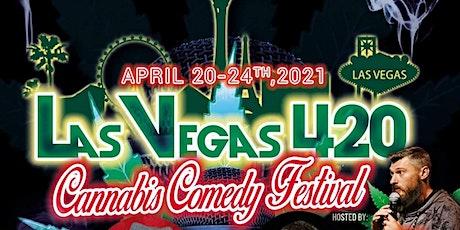 Las Vegas 420  Cannabis Comedy Festival tickets