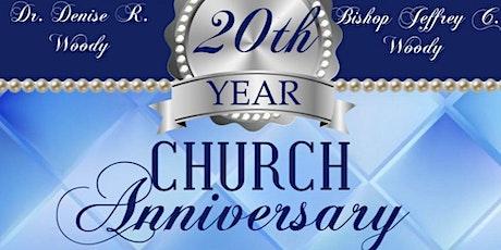 20th Anniversary Celebration!! tickets