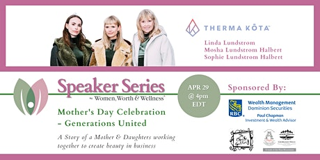 Speaker Series - Mother's Day Celebration - Generations United tickets