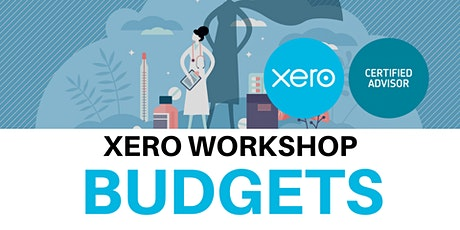 Xero Workshop: Xero Budgets, Tips & Tricks tickets