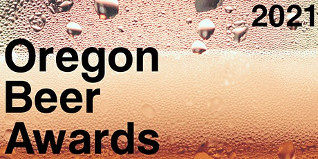 Oregon Beer Awards 2021 tickets